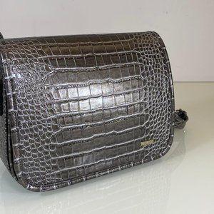Profashion Women's Shoulder Bag, Silver, Purse